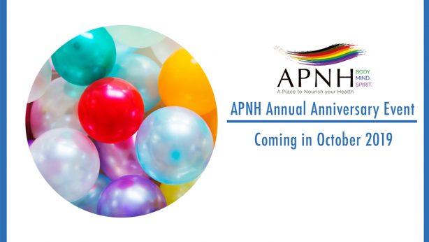APNH Annual Anniversary Event